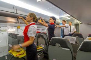 Обучение на стюардессу в москве