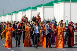Туркменистан сегодня уровень жизни