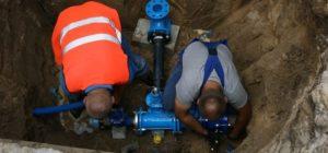 Штраф за незаконную врезку в водопровод 2019