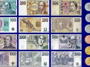 С какой валютой ехать в прагу 2019
