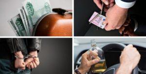 Какое наказание пьяный за рулем без прав рецидив