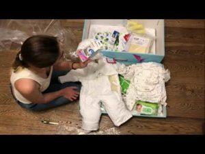 Коробка собянина для новорожденных в 2019 что входит