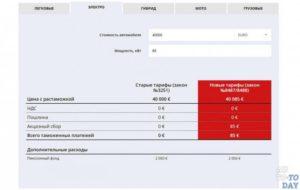 Растаможка авто из армении в россию цена калькулятор 2019 канкулятор