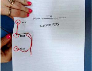 Как правильно прошить журнал нитками на четыре дырки