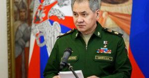 Какая зарплата министра обороны шойгу
