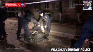 Статья убийство сотрудника полиции при исполнении