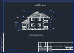Предельная высота индивидуального жилого дома