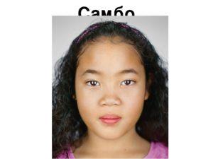 Дети от негров и азиатов